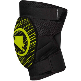 Endura SingleTrack II Knee Protectors Men, poison green